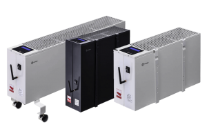 Elektroheizkoerper verschiedene Modelle